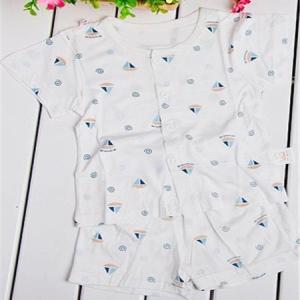 【八吉图】2013新款夏款男童ABC字母奥戴尔棉短袖T恤小童版