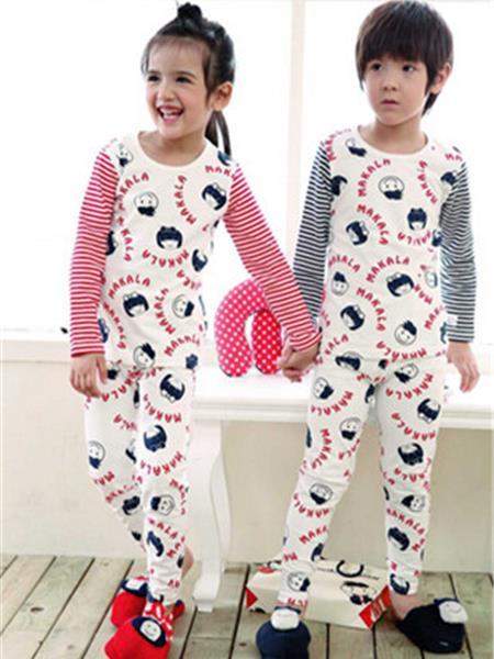 玛咔拉童装产品图片
