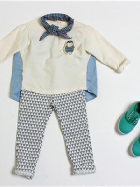 小南瓜童装产品图片