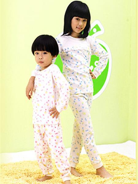 绿婴谷童装产品图片