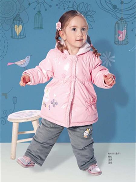菲奈儿童装产品图片
