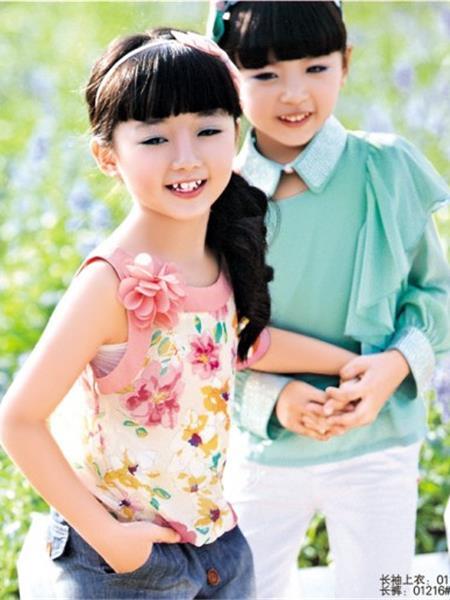 米芝兒童裝產品圖片