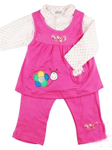 婴达喜童装产品图片