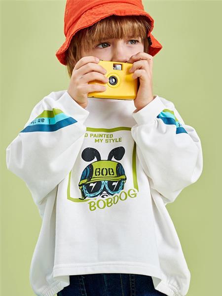 巴布豆童装产品图片