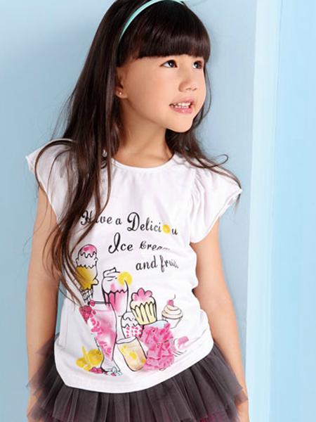 欣薇尔童装产品图片