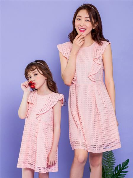 米妮哈魯童裝產品圖片