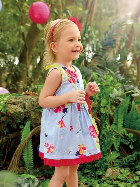 米拉熊童装产品图片