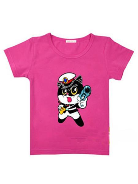 黑猫警长童装产品图片