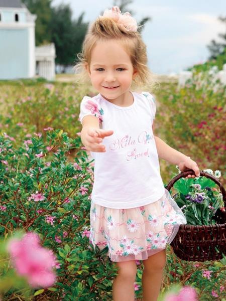 米拉熊童裝產品圖片