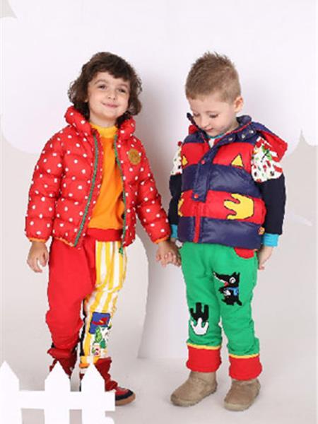 天宝童装产品图片