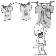 布衣班纳:童装吊牌ABC,给孩子买衣服要注意