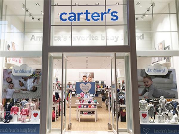 Carter's童装店铺展示