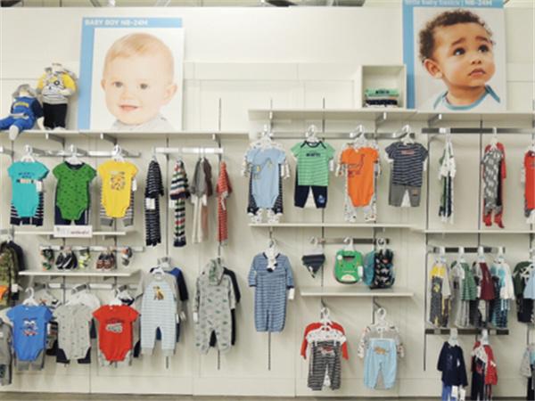 Carter's童裝店鋪展示