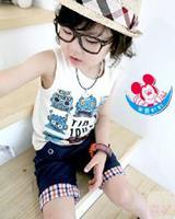 米奇时尚童装品牌