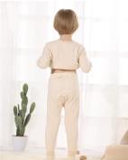 绿典彩棉童装产品图片