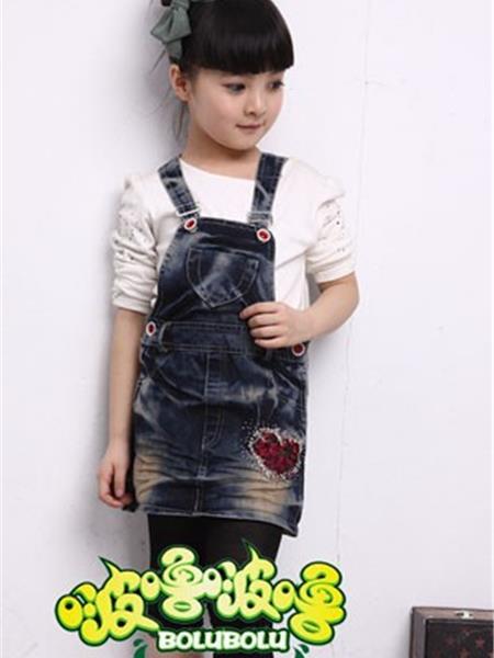 啵噜啵噜童装产品图片