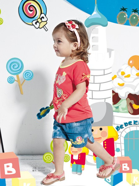 皇儿童装产品图片