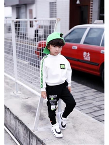 提莫布丁童裝產品圖片