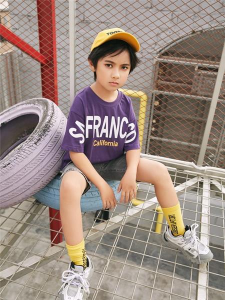 拉斐贝贝童装产品图片