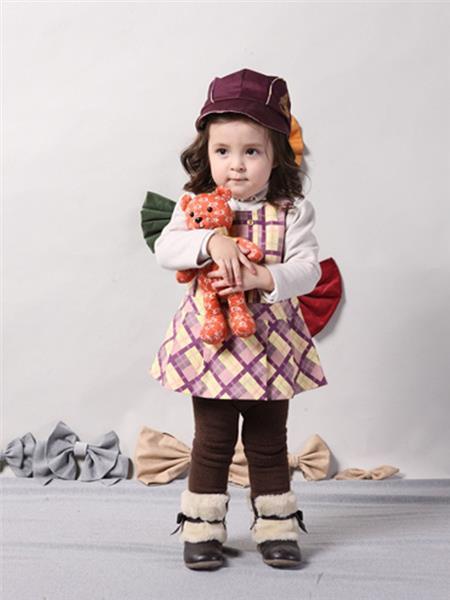 拉比童装产品图片