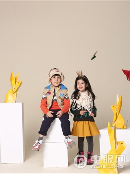 威斯米童裝產品圖片
