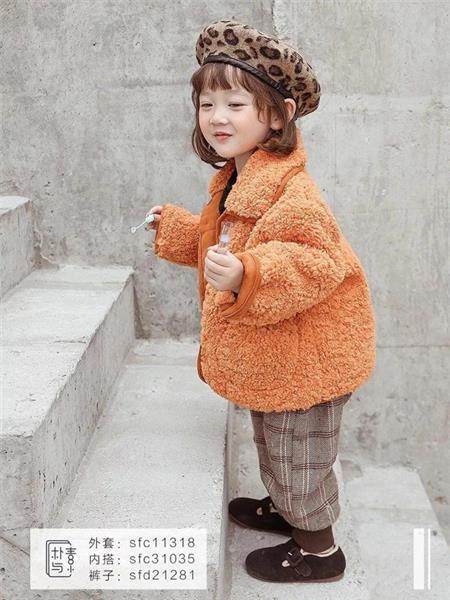 朴与素童装产品图片
