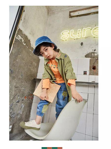 啦芙莱童装产品图片