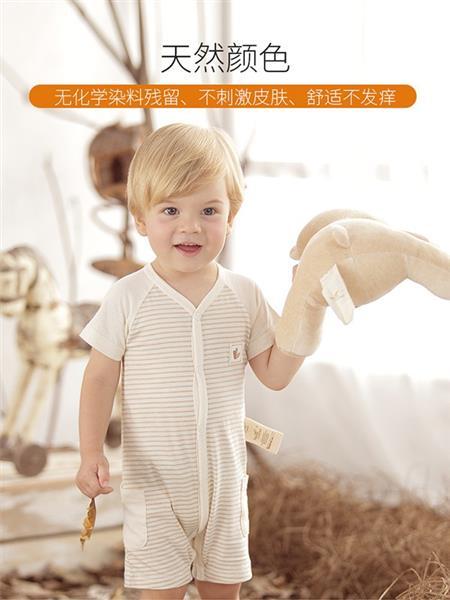 本色棉童装产品图片