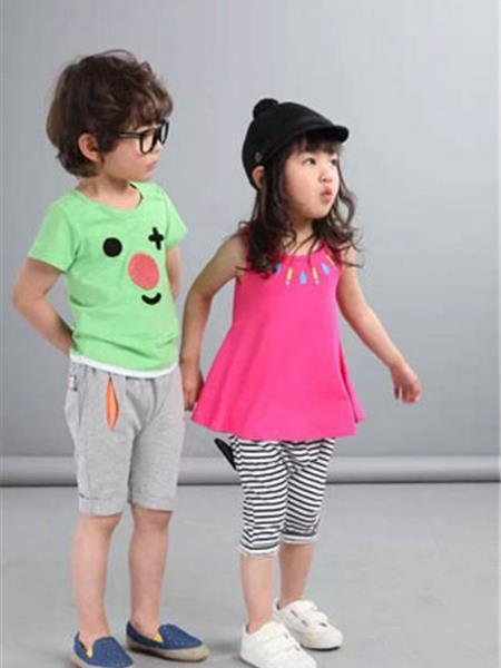 田果果童裝產品圖片