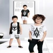 A100童装:完善加盟体系助飞创业之梦