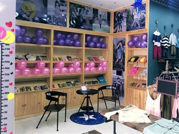 elephant.y童装店铺展示