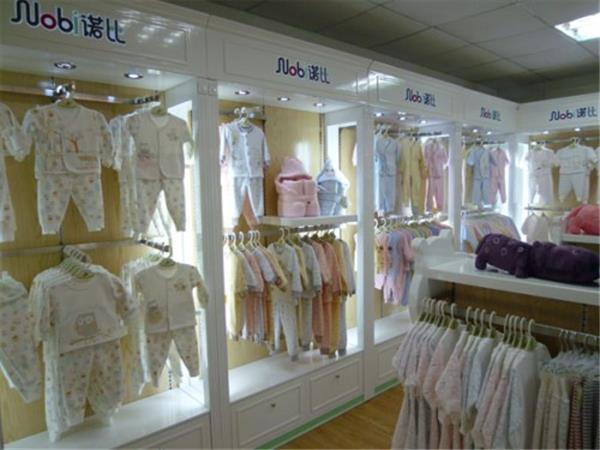 诺比童装店铺展示