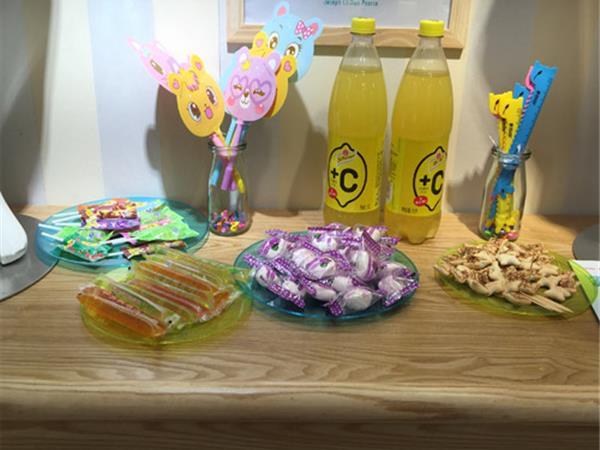 Banana Baby童装店铺展示