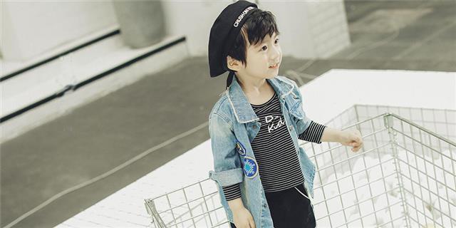 大头儿子时尚童装品牌