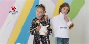 捷米梵时尚童装品牌