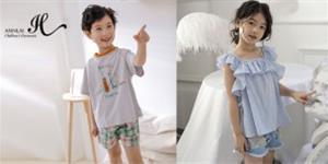 安黎小镇时尚童装品牌