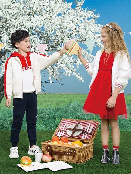 铅笔俱乐部童装产品图片