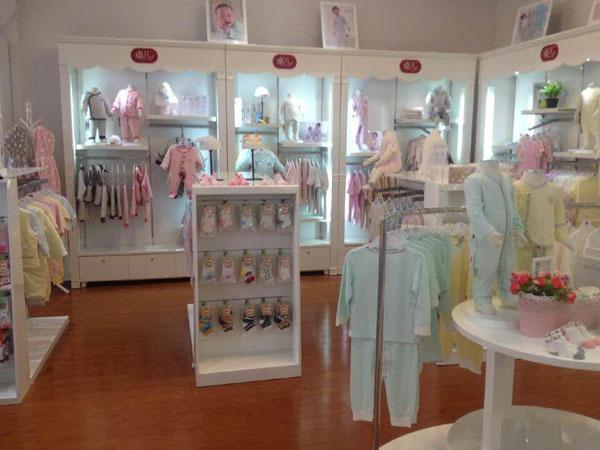 卓兒童裝店鋪展示