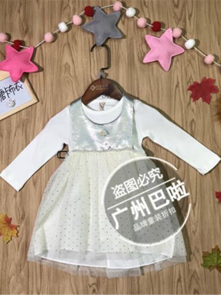 廣州巴啦童裝產品圖片