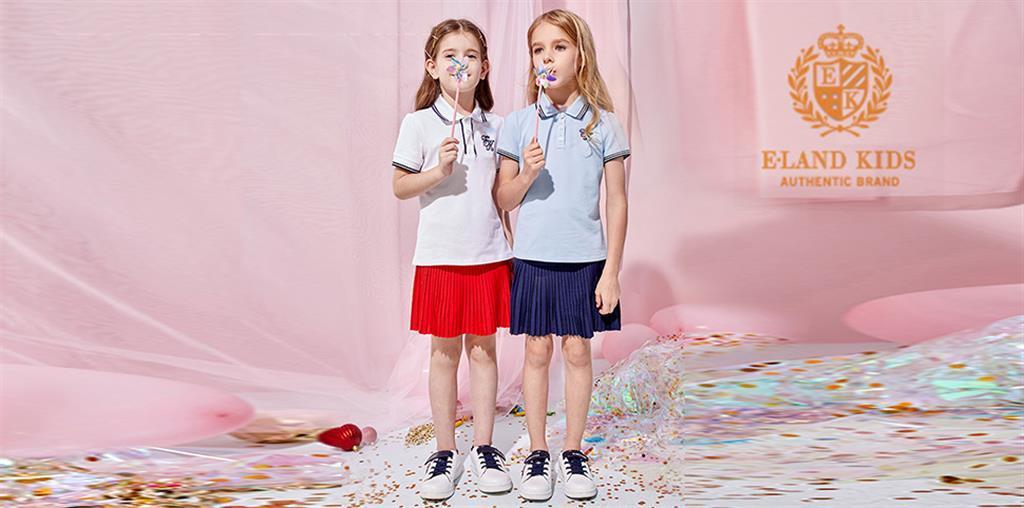 E·LAND KIDS童装品牌