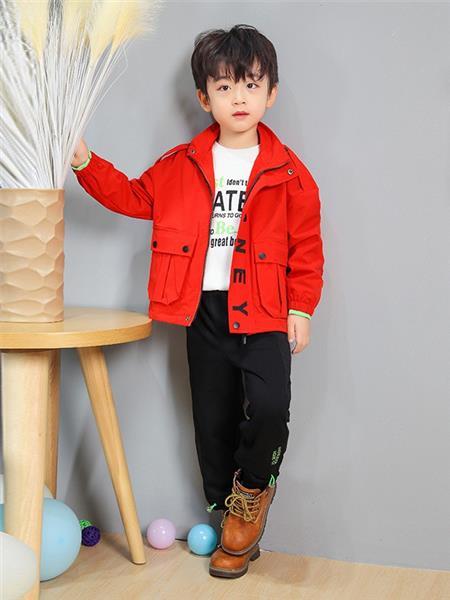 艾宝依童装产品图片