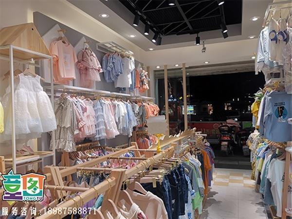 童图童装店铺展示